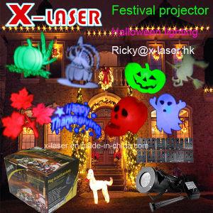 Verlichting van Halloween van Kerstmis van de Verlichting van het woon Lichte LEIDENE van de Vakantie Festival van de Animatie de Lichte