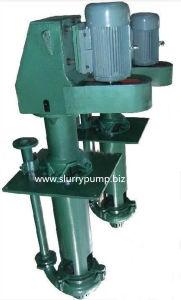 Pompa di pozzetto verticale industriale dei residui