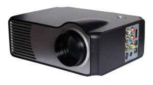 Mini proiettore del video gioco del USB TV HDMI di deviazione standard del Portable LED