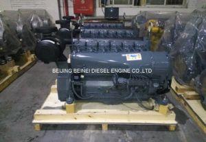 De Dieselmotor van de Pomp van het water/Motor Lucht Gekoelde F6l912