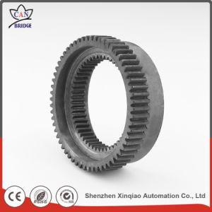 Vente chaude titane personnalisés coulage en sable de pièces en aluminium à usinage CNC