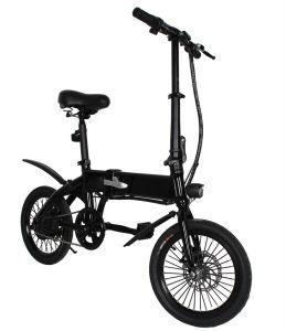 Onebot T2 소형 전기 접히는 자전거를 가진