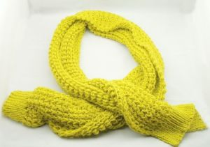 Fashion Knitted Scarf (42011)
