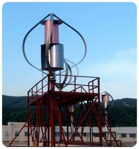Accueil génératrice éolienne de 600 W avec batterie et le convertisseur