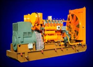 400kw conjunto gerador de gás natural (190 series)