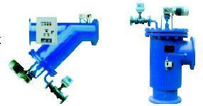 Filtro posteriore intelligente dalla lavata (YTZ)