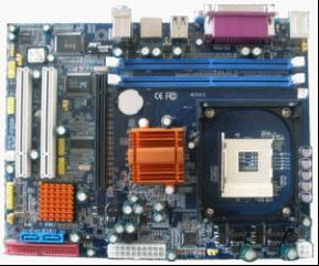 Intel Mainboard (915-478 DDR2)