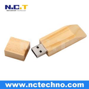 木USBのフラッシュドライブ