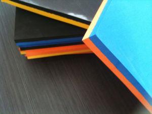 Hoch-Elastischer EVA-Schaumgummi, EVA-Blatt EVA-Matte 0.5mm-90mm