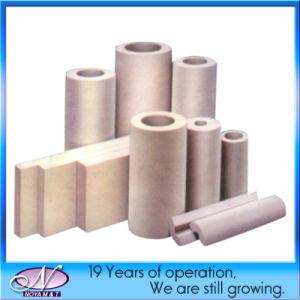 Isolamento térmico de materiais decorativos de construção do prédio para tubo de silicato de cálcio