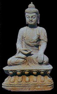Мраморные Будды резьба по старинной украшения