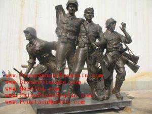 Бронзовая статуя - 8