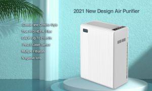 Baren Nueva China de purificación de aire fresco profesional verdadero filtro HEPA aniones purificador de aire a casa con un alto Cadr