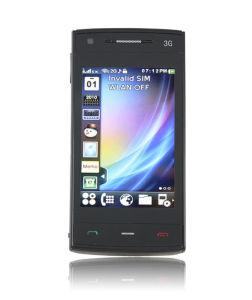 3G Mobile TV WiFi, telefone duplo SIM W301