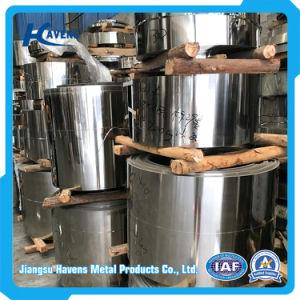 Strato di lucidatura dell'acciaio inossidabile dello specchio (304 316L 316Ti 317L 904L 2205 2507)