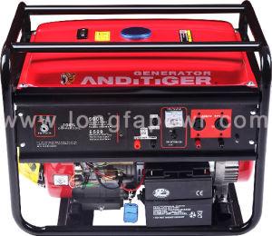 Nuevo diseño! Generador de gasolina de 6kw con EDTA con CE Soncap