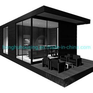 20/40 FT Sturcture conteneur en acier préfabriqués Mobile Home/ Préfabriqué modulaire Movable Villa Maison de conteneur