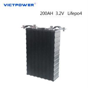 Nachladbare Batterie der Lipo Batterie-3.2V 200ah LiFePO4 für Solarspeicherung