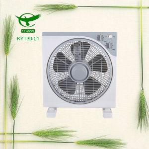De nieuwe Model draagbare Ventilator van de Doos 10inch voor Binnen Openlucht van het Huis