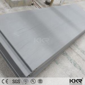 卸し売り樹脂の石の白いアクリルの固体表面