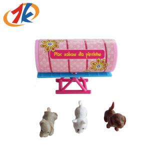 Banheira de venda de animais de plástico Mini Gangorra Play Toy para venda