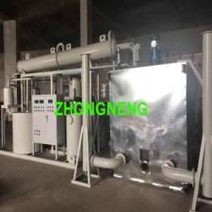 Sistema de destilação de óleo do motor, Óleo de Motor de resíduos de Vapor