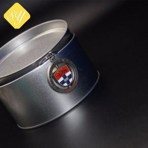Fábrica de China Llavero cuero personalizada
