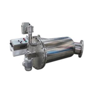 Manual de PN16 Cepillo de la unidad de filtro de agua para el filtrado de la torre de refrigeración