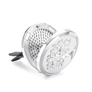 Los clips de acero inoxidable ventilación coche Ambientador de coche Perfume
