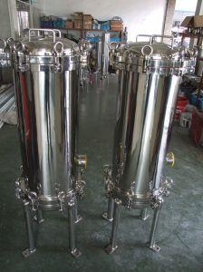 Filtro de aço inoxidável Filtro de três fases