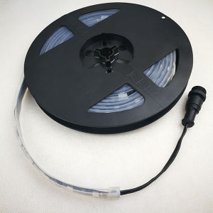 A luz de LED DMX 48 LEDs 16 pixels