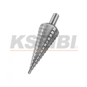 Hoogste Kwaliteit 435mm van Kseibi de Bits van de Boor van de Stap van het Metaal HSS