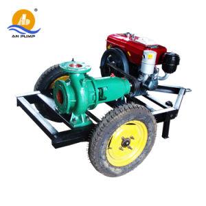 La bomba de agua de alto rendimiento con motor Diesel