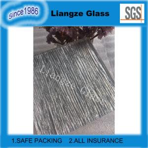 De zilveren Zijde lamineerde Duidelijk Glas voor Decoratie