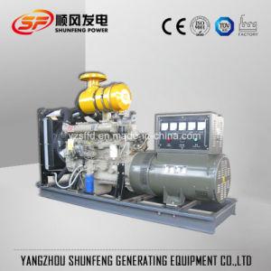 insieme di generazione diesel di energia elettrica 75kw con il motore della Cina Weichai