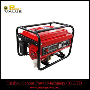 2kw 중국 Gasoline Power Standby Home Generator