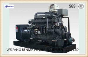 Alimentation de secours générateur diesel marin avec moteur Cummins