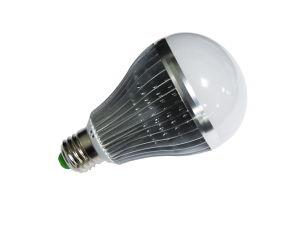 Heiße des Verkaufs-9W LED Birne Birne Aluminium-Plastikdes gehäuse-E27