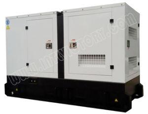 gruppo elettrogeno diesel silenzioso eccellente di 100kVA Cummins 6bt5.9 con approvazione di CE/Ciq/Soncap