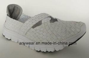 La moda de calzado casual Lady Gym Fitness Deportes Zapatillas (584)