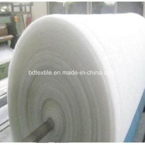 Anti-Wrinkle suave y calidez al 100% Fibra de poliéster lavable de rollo de bateo