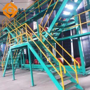 10 millones de SBS/APP Betún Membrana impermeable de la línea de producción