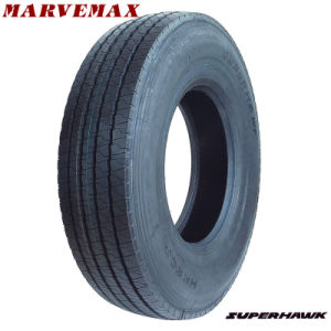 Superhawk Doublecoin Longmarch Linglong 315/80r22.5 295/80r22.5 Radial-LKW-Gummireifen