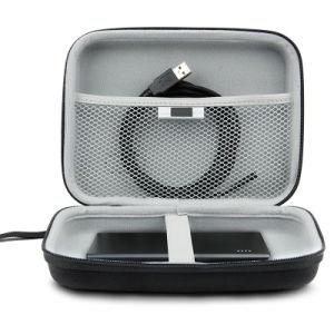 EVA en nylon de protection Sac de transport de sacs à main CAS POUR LE GPS (FRT2-424)