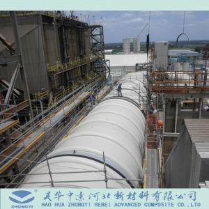 Het hydro-elektrische Water die van de Elektrische centrale de Pijp van de Glasvezel leveren