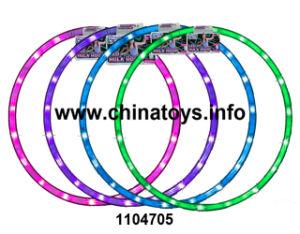 Juego de deporte Hula Hoop juguetes con niños de la luz de juguete al aire libre (1104704)