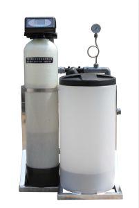 Los iones de calcio y magnesio ablandador de agua