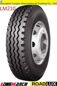 RadialRoadlux/Longmarch Drive/Trailer/Steer Förderwagen-Gummireifen des heißen Verkaufs-(LM210)