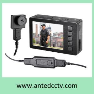 HD 1080P, la policía de la cámara portátil para registro de la reunión de la Ley