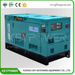 25квт мощности генератора с дизельным двигателем и автоматической типа